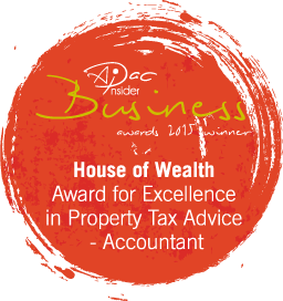 Property Tax Accounting Award from Apac Insider