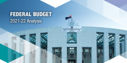 Australian Federal Budget 2021-2022